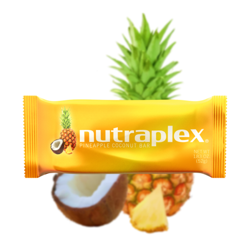 Pineapple Coconut Bar