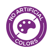 No Artificial Colors